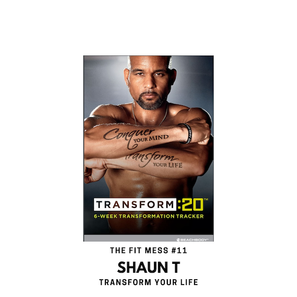 Transform Your Life with Shaun T Image