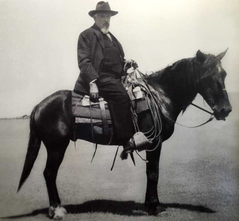 27 - Charles Goodnight - Legendary Texan