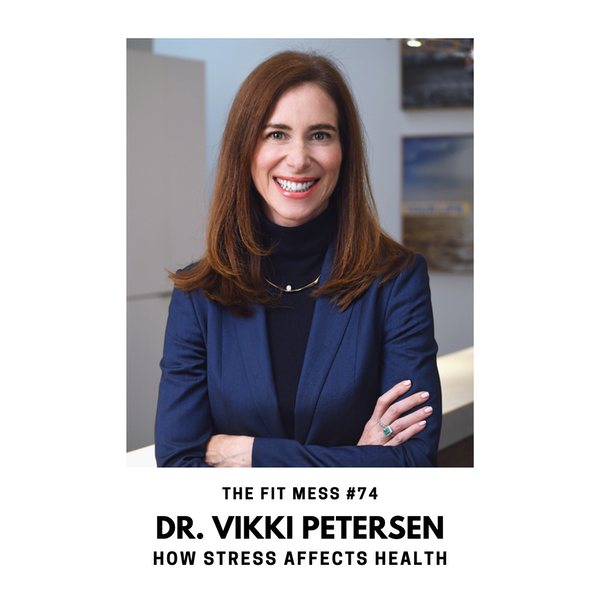 5 Facts To Know About Stress And Its Effect On Health with Dr. Vikki Petersen