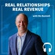 Real Relationships Real Revenue - Audio Edition Album Art