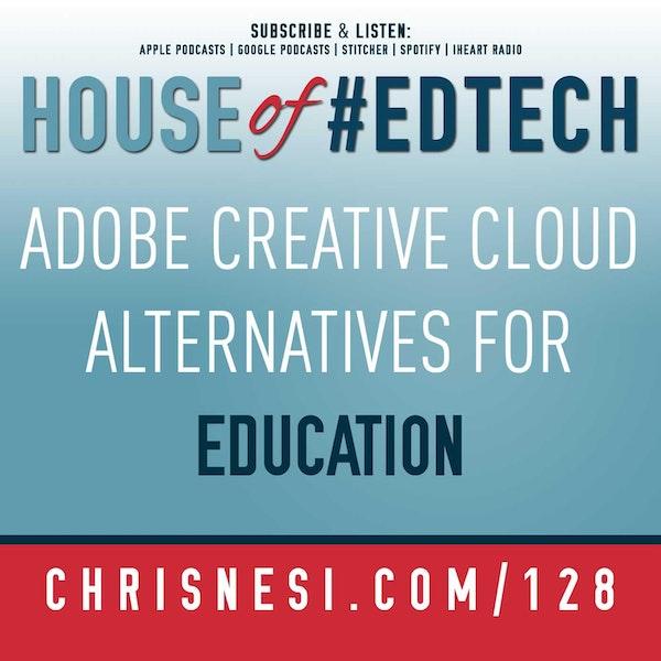Adobe Creative Cloud Alternatives for Education - HoET128 Image
