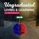 Ungraduated Living & Learning Album Art