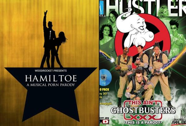 #20- Ghostbusting Hamiltoe Image