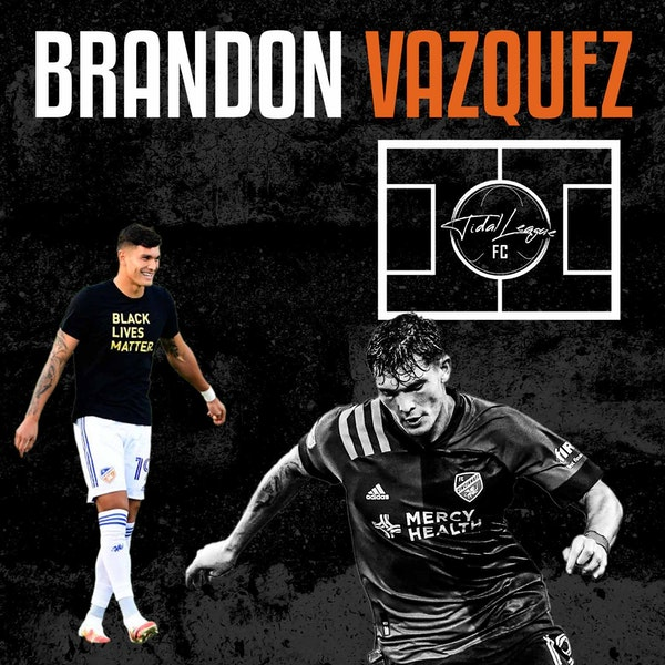 Brandon Vazquez from FC Cincinnati chats MLS season and his time with Atlanta United Image