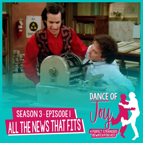 All The News That Fits - Perfect Strangers Season 3 Episode 1