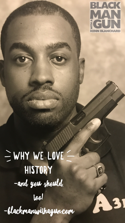 Why We Love History (and you should too!)