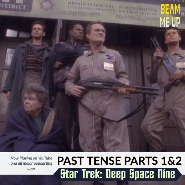 Past Tense, Parts 1 and 2