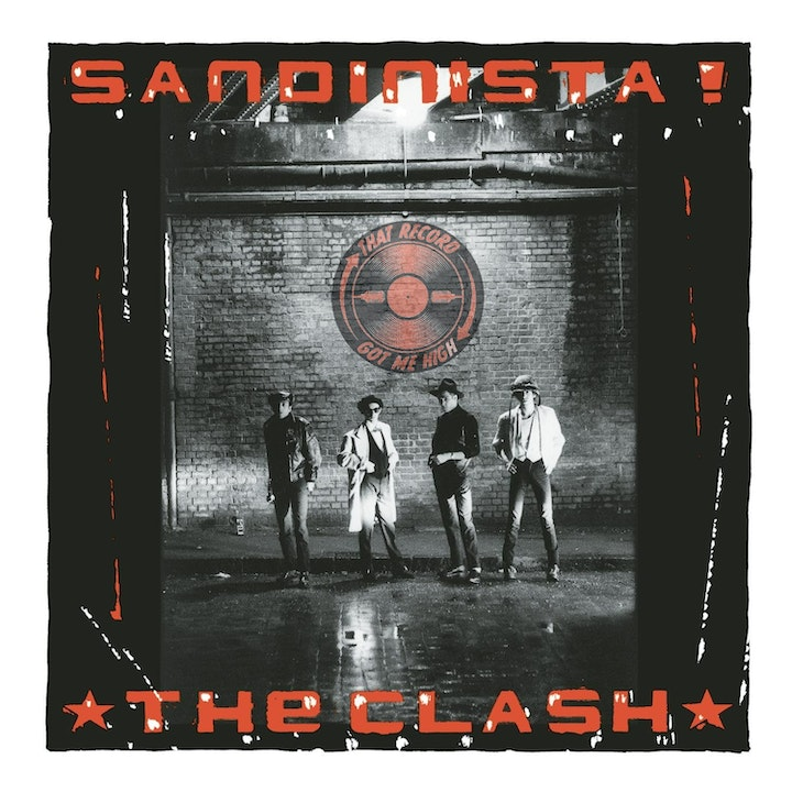 S4E187 - The Clash 'Sandinista!' with Woody Compton