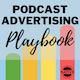 Podcast Advertising Playbook Album Art