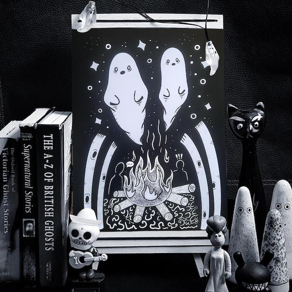 Sian Ellis: Ghosts Everywhere Image