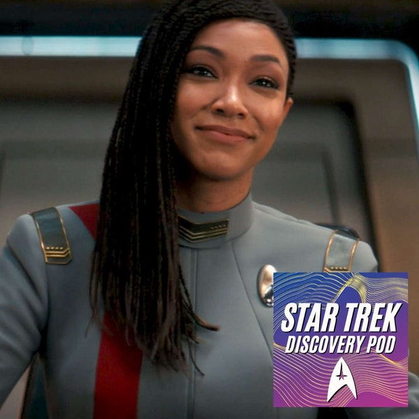 Star Trek Discovery Season 3 Episode 13 'That Hope Is You, Part 2' Review Image