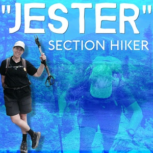 """Jester"" Section Hiker"