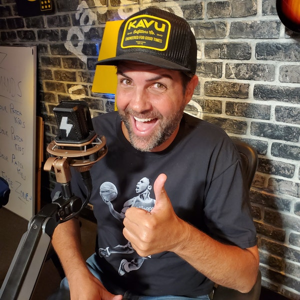 At The Mic (with Keith) - Episode 27 - Guest: Jeff Hoferer (09/04/20) Image