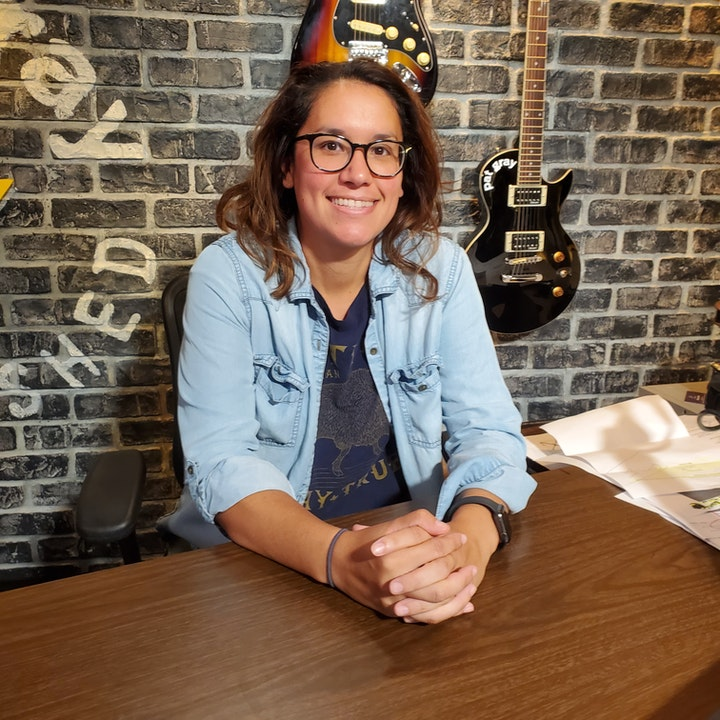 At The Mic (with Keith) - Episode 31 - Guest: Melissa Gonzales (10/02/20)