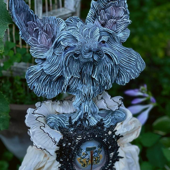 Jennie Hepler-Takens: Sculptor of Stories