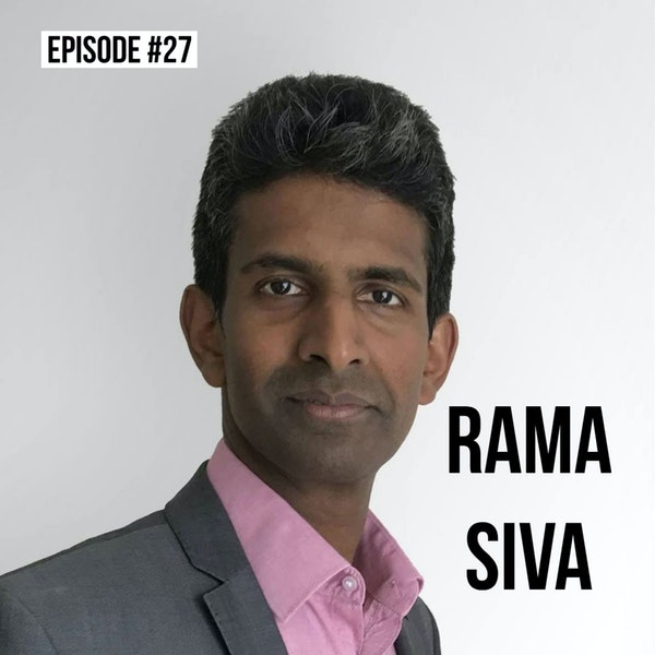 """Rama Siva - Author and Believer In """"The Key Is Self-Confidence"""" Image"""