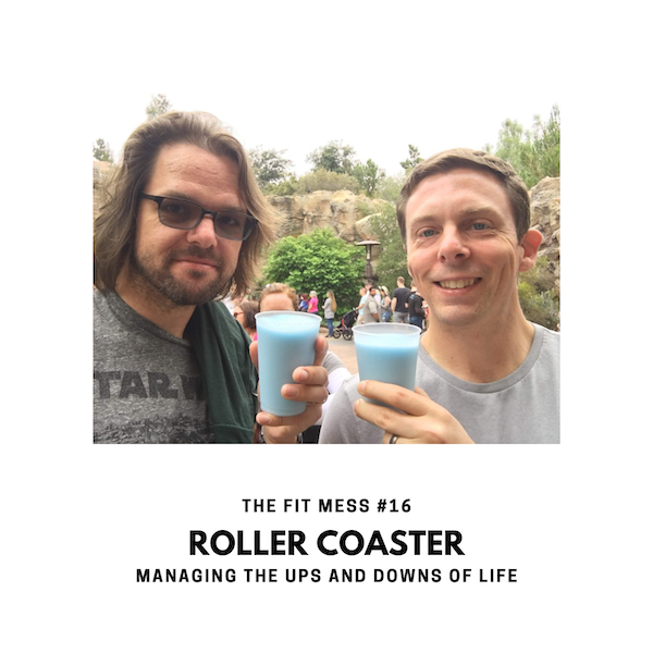 Life is a Roller Coaster Image