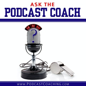 Ask the Podcast Coach screenshot
