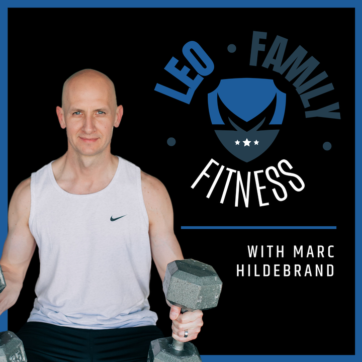 FRF 001 : Why a First Responder Fitness podcast | What qualifies Marc to speak on these topics