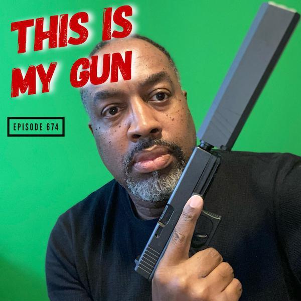 This is my Gun - episode 674