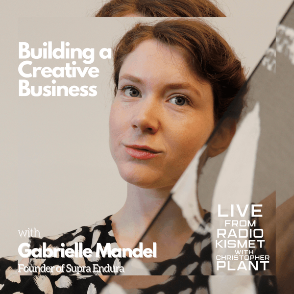 Building a Creative Business with Gabrielle Mandel