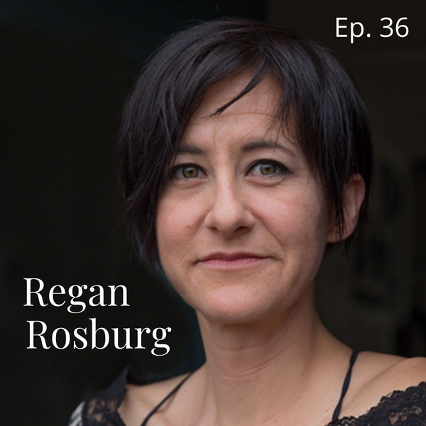Ep. 36 Flashback Friday with Regan Rosburg: Breaching Grief, Melancholia and Mania with Biophilia Image