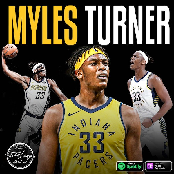 Myles Turner   Young Vet   Knicks vs Pacers   Texas Proud