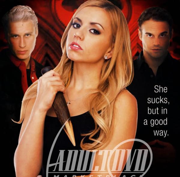 #99- Buffy the Vampire Banger Image
