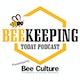 Beekeeping Today Podcast Album Art