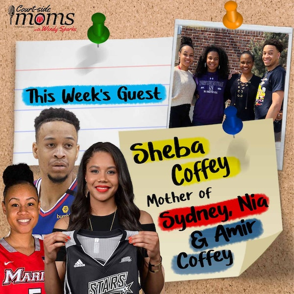 Q&A with Sydney, Nia, & Amir Coffey's mom, Sheba Coffey on Locker Room App