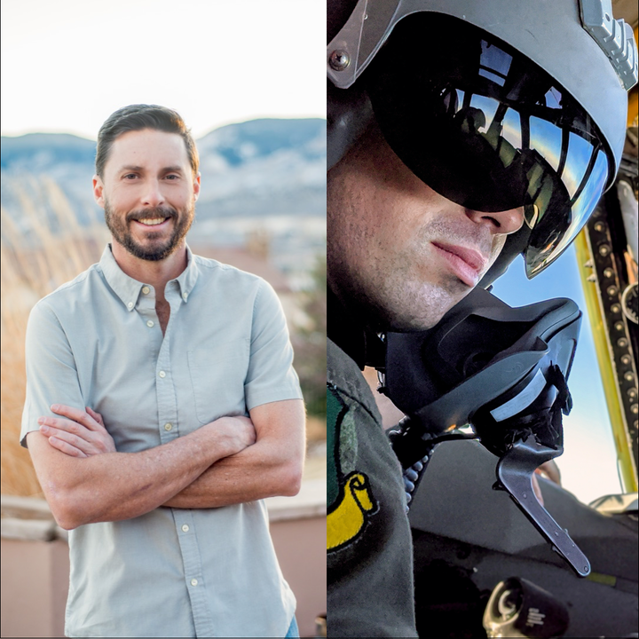 [NEW] Lessons from Combat and Aviation with Mike Brown and Julian Gluck: How to Manage Yourself Through the COVID-19 Coronavirus Crisis, Grief, Deepening Gratitude
