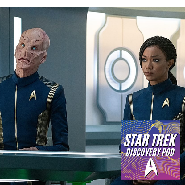 Star Trek Discovery Season 3 Episode 5 'Die Trying' Review Image