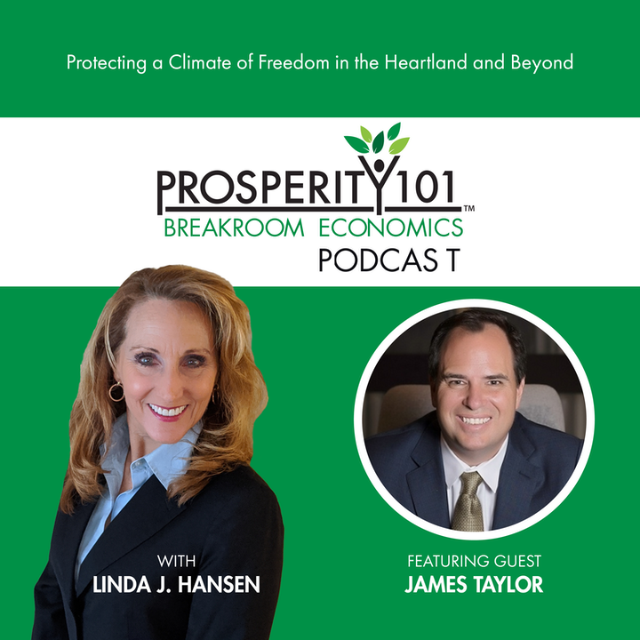 Protecting a Climate of Freedom in the Heartland and Beyond – with James Taylor