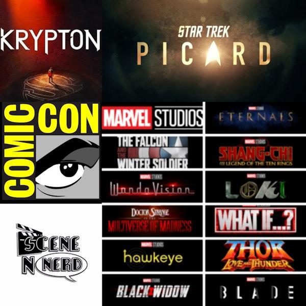 SNN: Comic Con News & a Dash of Krypton