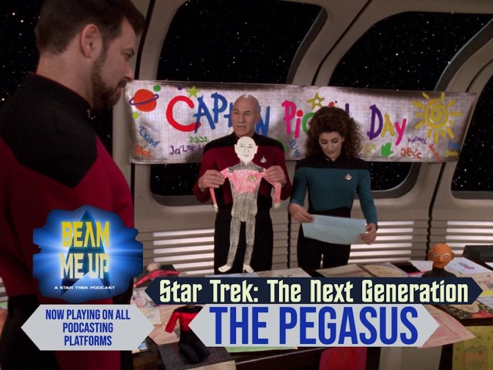 Star Trek: The Next Generation   The Pegasus