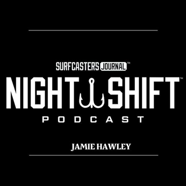 Night Shift Podcast - Jamie Hawley Image