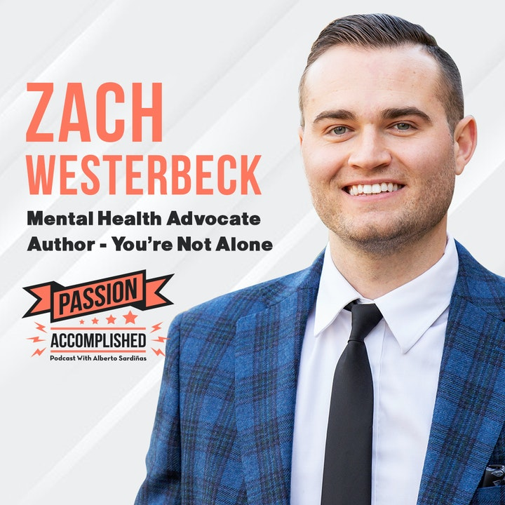 Tackling severe anxiety and OCD with Zach Westerbeck