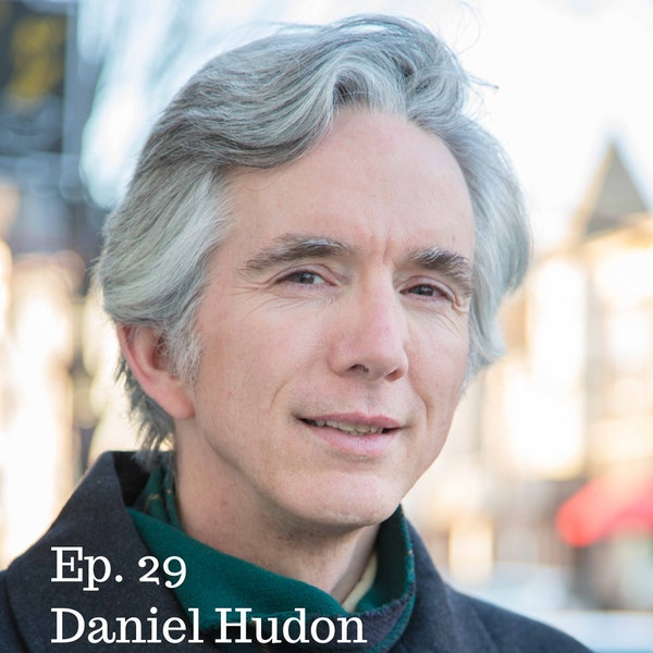 Ep. 29 Daniel Hudon: Eco Fiction and Poetry for Species Lost Image