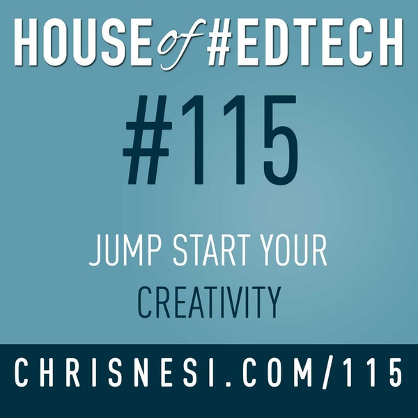 Jump Start Your Creativity - HoET115 Image
