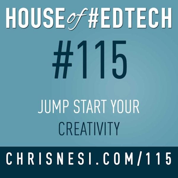 Jump Start Your Creativity - HoET115 Image