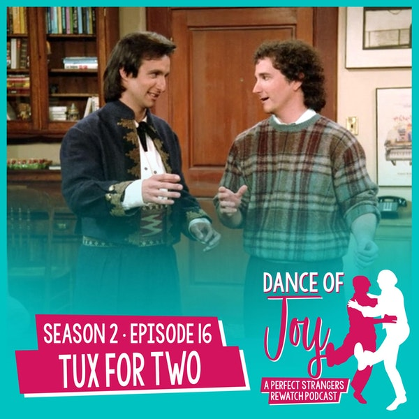 Tux For Two - Perfect Strangers Season 2 Episode 16