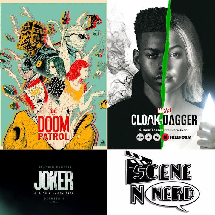 SNN: Doom Patrol & Cloak & Dagger Therapy