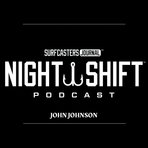 Night Shift Podcast - John Johnson Image