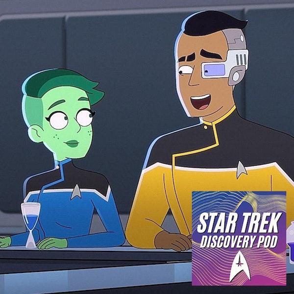 Star Trek: Lower Decks Episode 2 'Envoys' Review Image