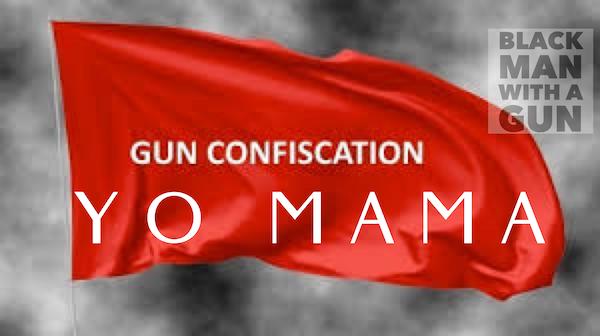Red Flag Yo Mama