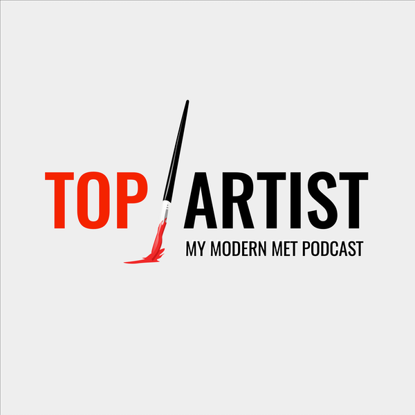 Welcome to the My Modern Met Top Artist Podcast Image