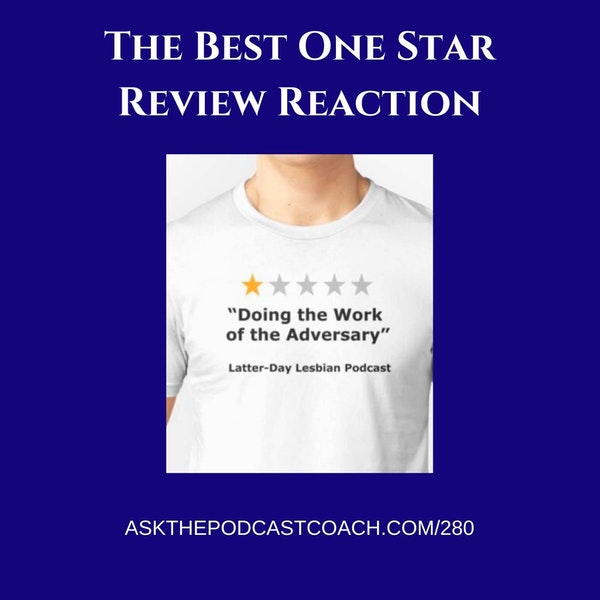 Best Reaction to a One Star Review