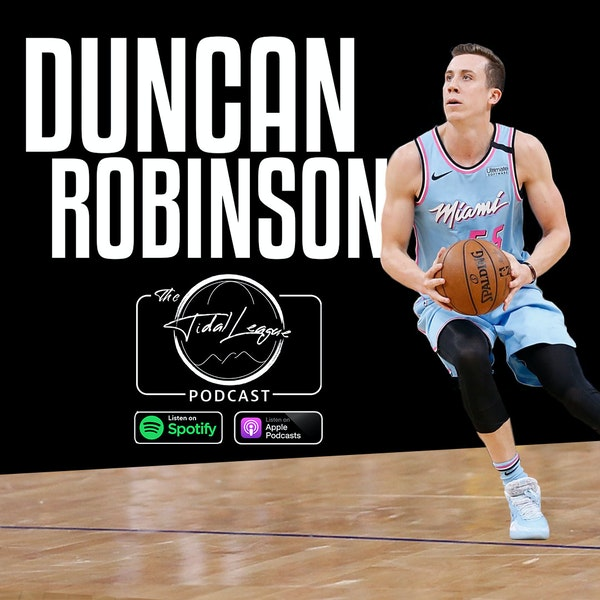 Duncan Robinson | Reaching the NBA Finals | Playoff Performer | Expectations for Next Season Image