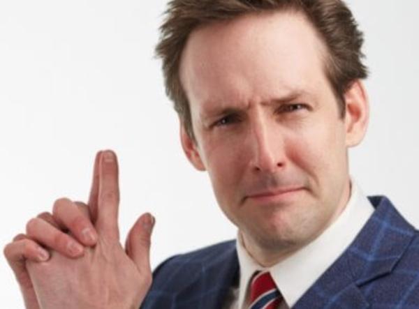 #108- The Pundit Who Shagged Me Image