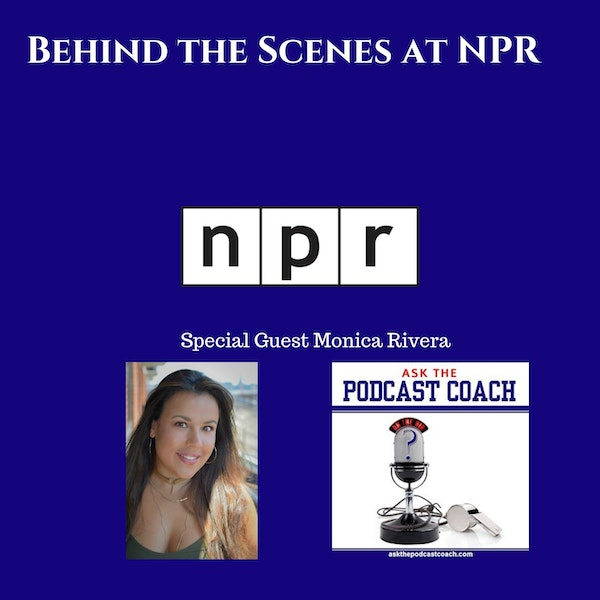 Behind the Scenes of an NPR Fellowship